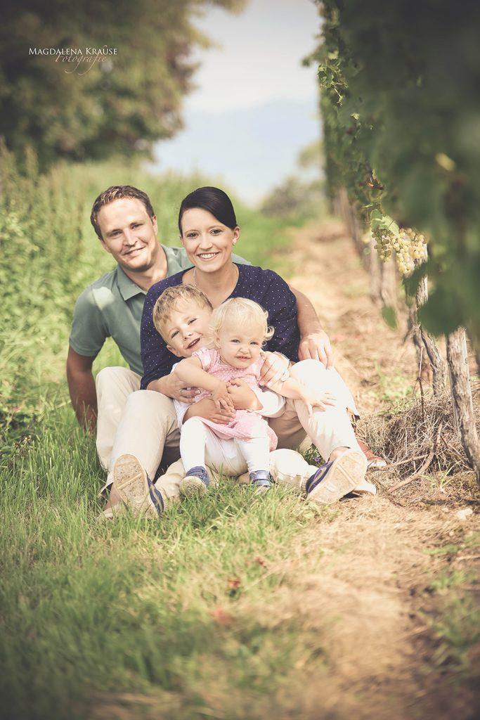 Familienglück Fotograf